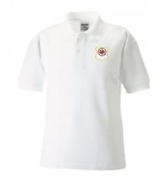 Ysgol Cwm Nedd Polo Shirt (Adult Sizes)