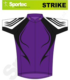 Sublimation Cycling Jersey (Strike)