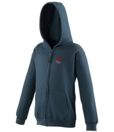Ysgol Hendrefelin Zipped Hoodie (Junior)