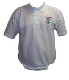 Llangatwg Girls Fitted Polo Shirt