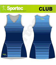 Sublimation Netball Dress (Club)