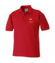 Cwm Nedd Primary School - Polo Shirt (Adult Sizes)