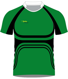 Sublimation Rugby Jersey (Tremor)