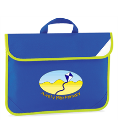 Awel-y-Môr Primary Book Bag
