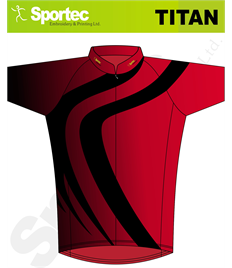 Sublimation Cycling Jersey (Titan)