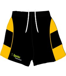 Sublimation Rugby Shorts (Stripe)