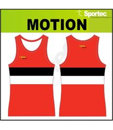 Sublimation Athletic Vest - MOTION