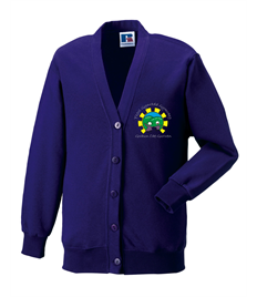 YGG GCG - Cardigan (Adult Sizes)