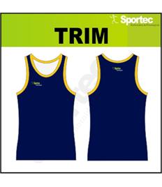 Sublimation Athletic Vest - TRIM