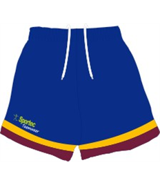 Sublimation Rugby Shorts (Bound)