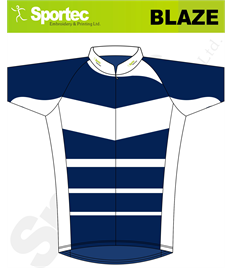 Sublimation Cycling Jersey (Blaze)