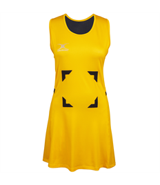 Gilbert Synergie Netball Dress