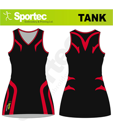 Sublimation Netball Dress (Tank)