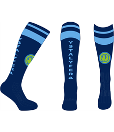 Ystalyfera Games Socks (7-11)