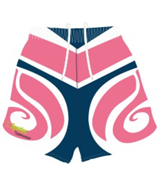 Sublimation Rugby Shorts (Tribe)