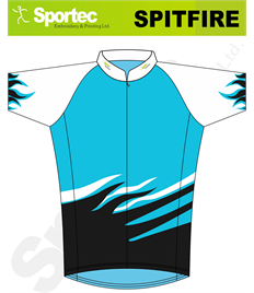 Sublimation Cycling Jersey (Spitfire)