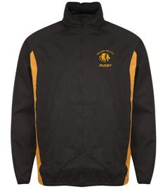 Dulais Valley Rugby - Men's Waterproof Jacket