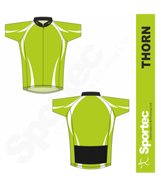 Sublimation Cycling Jersey (Thorn)